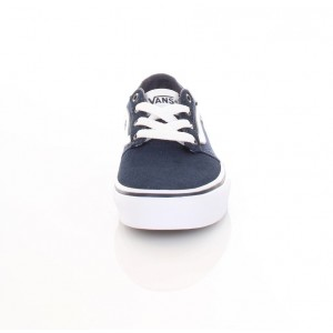 Vans Kids Sneaker Chapman Stripe Blu