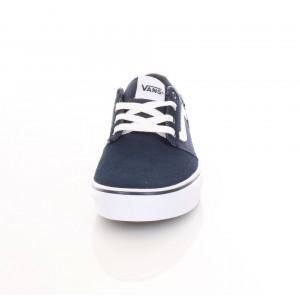Vans Sneaker Bassa Chapman Stripe Blu Junior