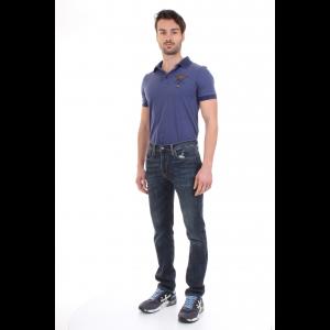 Levi's Jeans 511 Uomo Slim Fit Lightweight Lavaggio Scuro