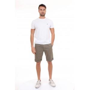 Lacoste Tshirt Uomo Basic M.C. Bianca
