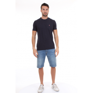 Napapijri T-shirt Uomo M.C. SYLA Blu
