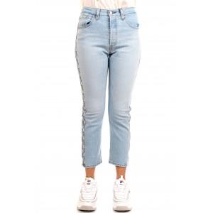 Levi's Donna Jeans 501 Crop