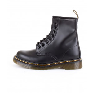 Dr Martens Anfibi 1460 Smooth Neri