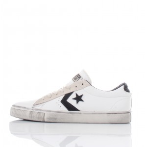 Converse All Star Pro Leather Vulc Distressed Ox