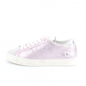 D.A.T.E. Donna Sneakers Hill Low Stardust Pink