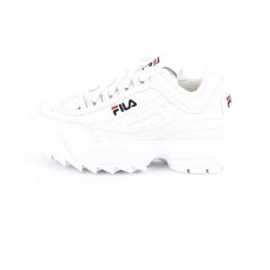 Fila Bambino/a Sneaker Disruptor Bianca