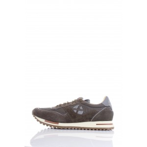 Brimarts Sneakers Uomo 313088 Verde Militare