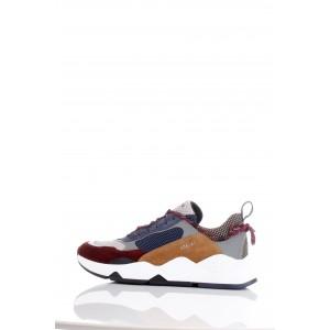 Brimarts Sneakers Uomo 315288M Multicolor Volpe