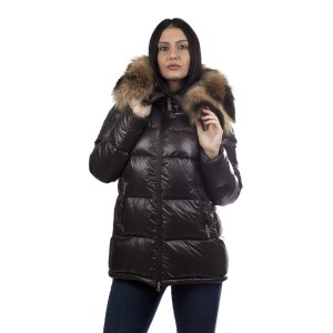 Geospirit Piumino Donna Ground LQ Fur