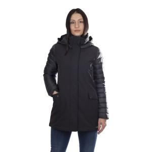 Colmar Originals Piumino Donna in tessuto elasticizzato 2251 disponibile Nero e Blu