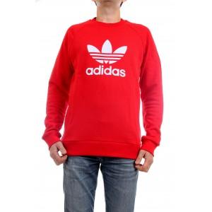 Adidas Originals Uomo Felpa Trefoil Crew GD9926