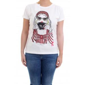 Nenette TLJ T-shirt Daris