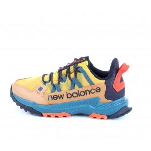 New Balance Uomo Sneakers Shando Gold e Nero