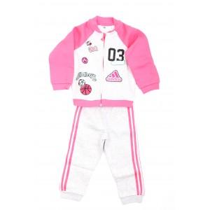 Adidas Tuta Bambino I Fun Jog FL