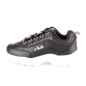 Fila Sneakers Donna Strada Low Nere
