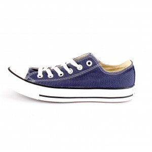 Converse All Star Sneaker Ox Canvas Blu