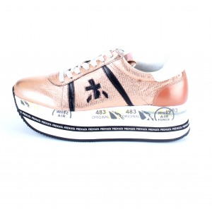 Premiata Sneakers Donna Beth 3642 Gold Rose