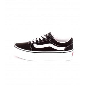Vans Sneakers Ward Platform Nere