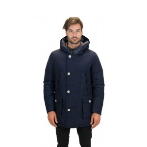 Woolrich Artic Parka Uomo No Fur Nero