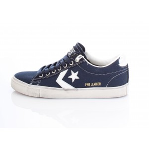 Converse All Star Sneakers  Pro Leather Vulc Destressed Ox