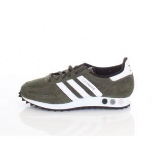 Adidas LA Trainer Verde Militare