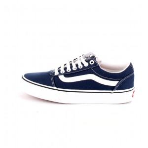 Vans Sneakers Ward Canvas Blu