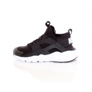 Nike Ragazzi Air Huarache Run Ultra GS Nera