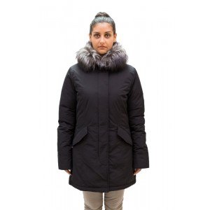 Woolrich Luxury Arctic Parka Fox Donna