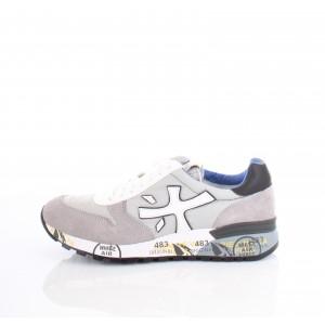 Premiata Sneaker Uomo Mick 1430E Grigio Chiaro
