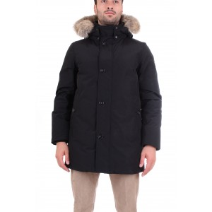 Woolrich Uomo South Bay Parka Nero